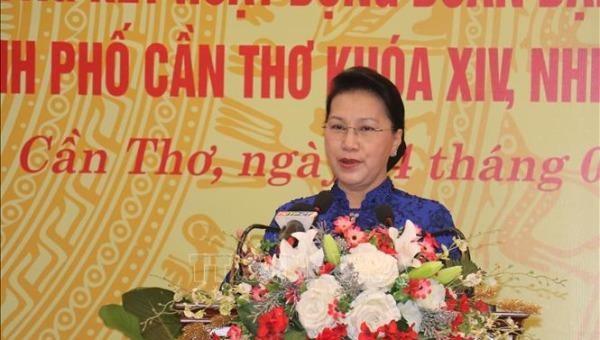Quốc hội Việt Nam không ngừng  lớn mạnh, đổi mới, sáng tạo