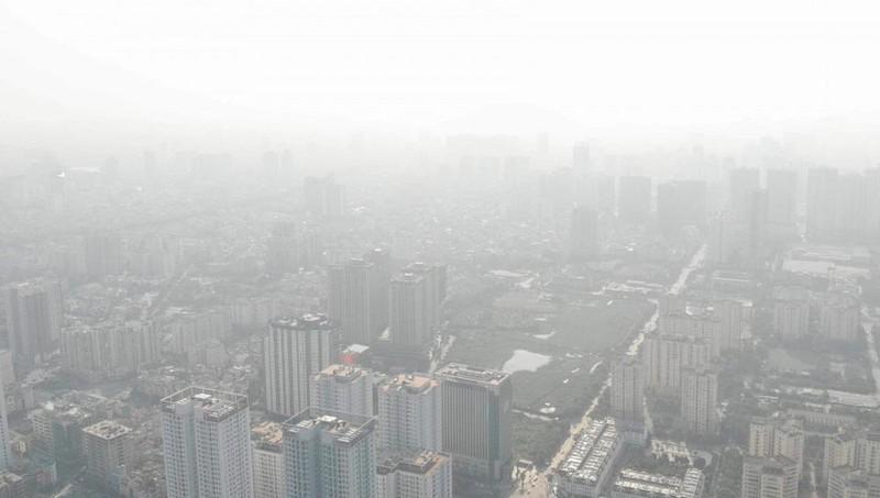 Vì sao gần đây chất lượng không khí ở Hà Nội 'rất xấu'?