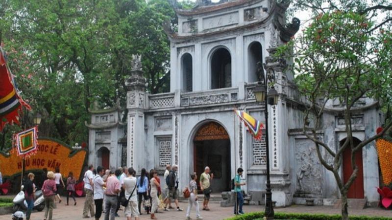 Du lịch Hà Nội năm 2021 hướng tới thị trường nội địa. (Ảnh minh họa)