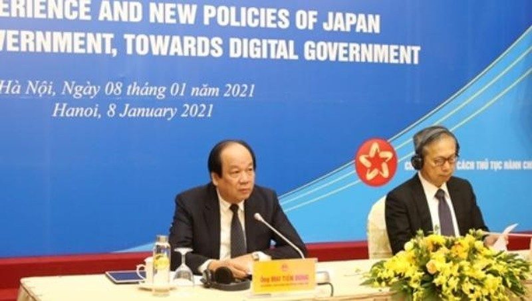 Phát triển Chính phủ điện tử: Lấy người dân, doanh nghiệp làm trung tâm