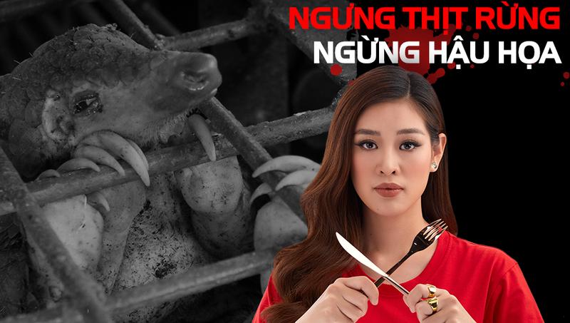Khánh Vân _ Hoa Hậu hoàn Vũ Việt Nam 2019.