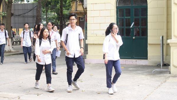 Tuyển sinh lớp 10: Khi nào Hà Nội công bố các môn thi?