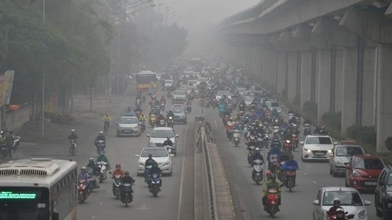 Xử lý nghiêm vi phạm gây ô nhiễm không khí