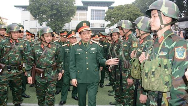 Quân đội sẵn sàng xử trí các tình huống, không để bị động bất ngờ