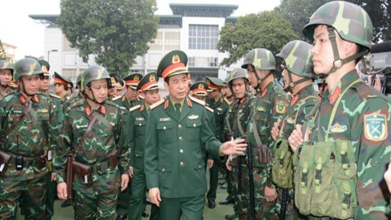 Tự hào và trách nhiệm bảo vệ tuyệt đối an toàn Đại hội XIII của Đảng