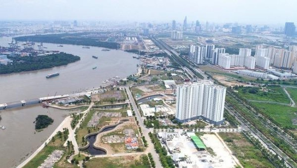 TP Hồ Chí Minh: Thúc tiến độ tháo khó khăn thị trường bất động sản