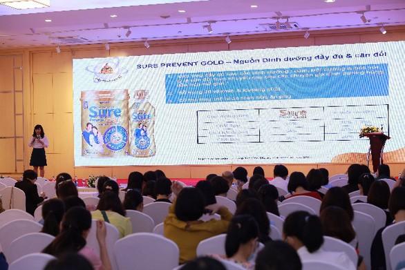 Vinamilk hợp tác quốc tế vì sức khỏe người Việt - Ảnh 3.