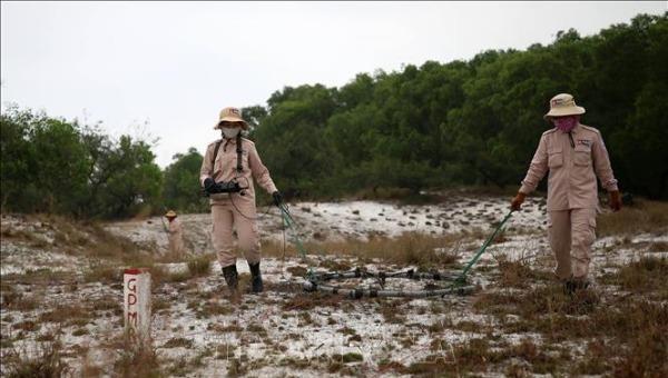 Quảng Trị hướng đến không còn tai nạn bom mìn