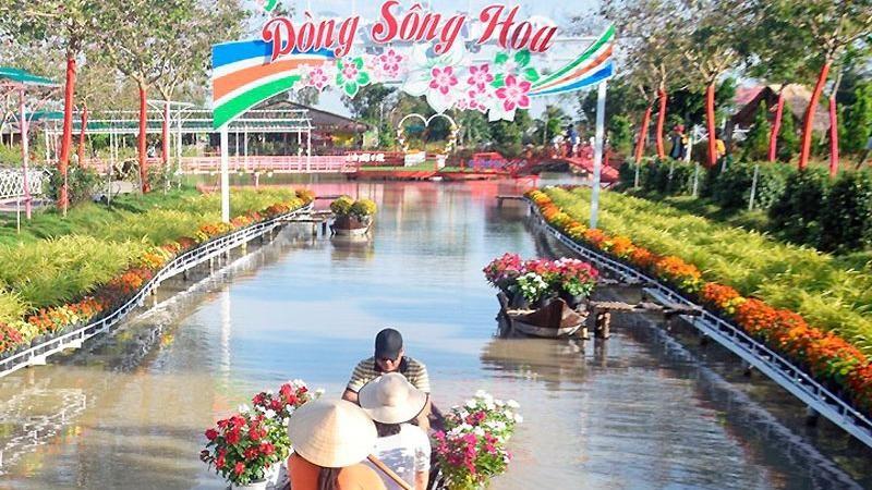 Tuần lễ Văn hóa du lịch tỉnh Đồng Tháp: Trên 200.000 lượt khách tham quan