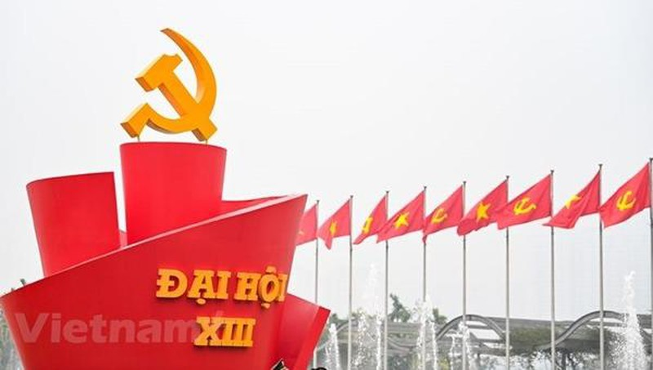 Tuổi trẻ Việt Nam tiến bước dưới cờ Đảng