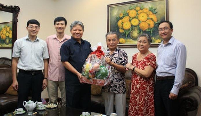 Nhớ anh Nguyễn Đình Lộc - vị Bộ trưởng Tư pháp trí tuệ, tâm huyết và liêm chính