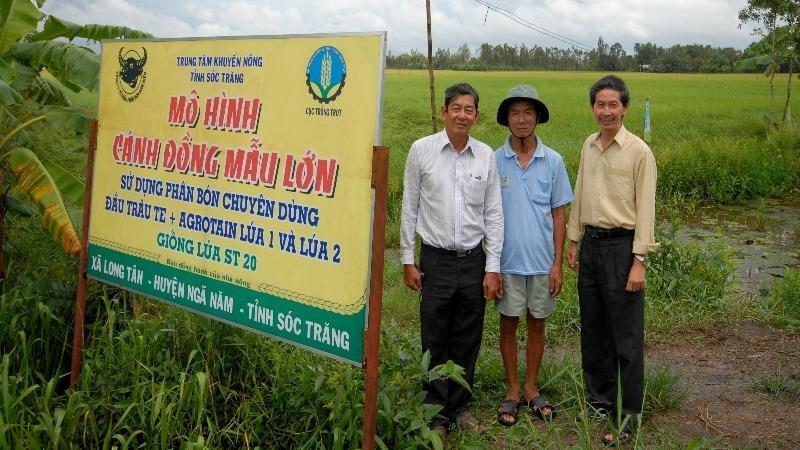 Người khát khao nâng tầm hạt gạo Việt