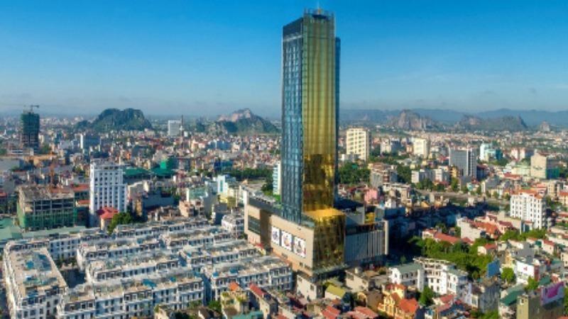 Một góc thành phố Thanh Hóa.