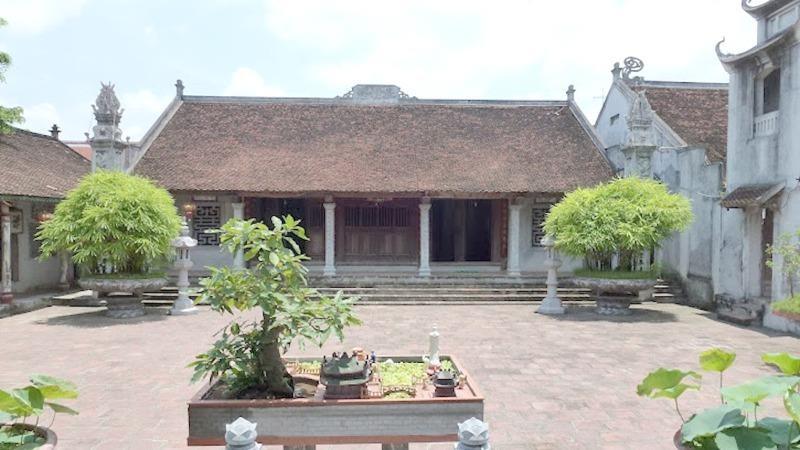 Chùa Sủi thuộc xã Phú Thị, Gia Lâm, Hà Nội.