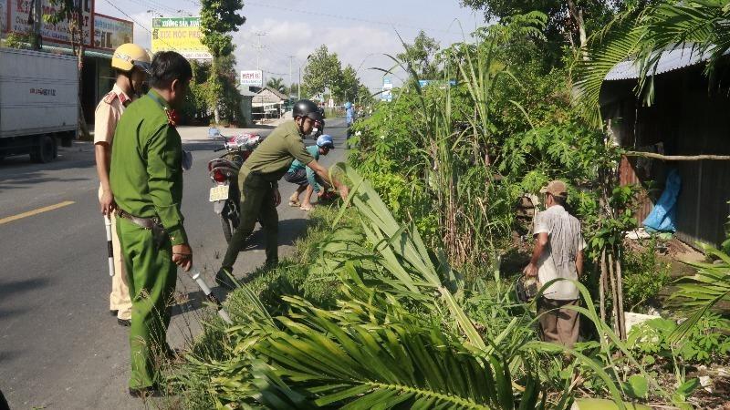 Hậu Giang kịp thời xử lý nghiêm các hành vi vi phạm là nguyên nhân chủ yếu của tai nạn giao thông