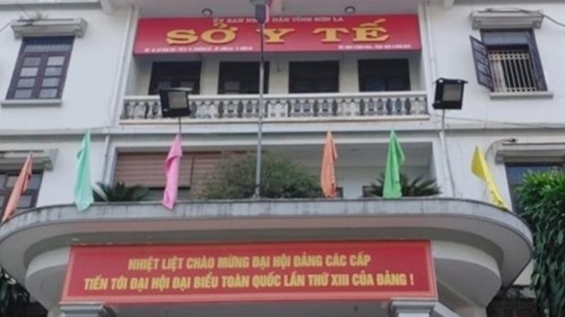 Giám đốc Sở Y tế Sơn La bị kỷ luật bằng hình thức cảnh cáo về mặt Đảng.