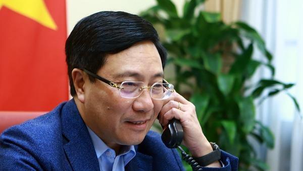 Việt Nam - Singapore thúc đẩy phục hồi kinh tế sau đại dịch