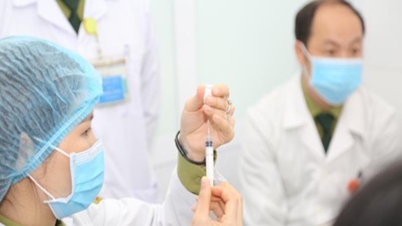 Việt Nam sẽ tiêm vaccine ngừa Covid-19 từ đầu tuần tới.