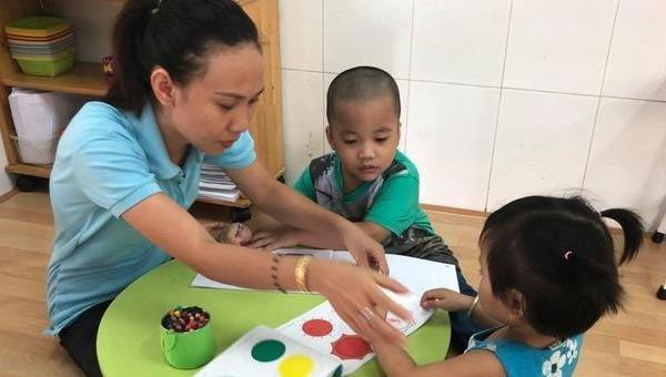 Tiếp tục hỗ trợ giáo viên mầm non mới ra trường