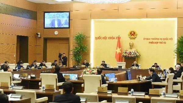 Ngày 15/3, UBTVQH sẽ cho ý kiến về nhân sự trình Quốc hội