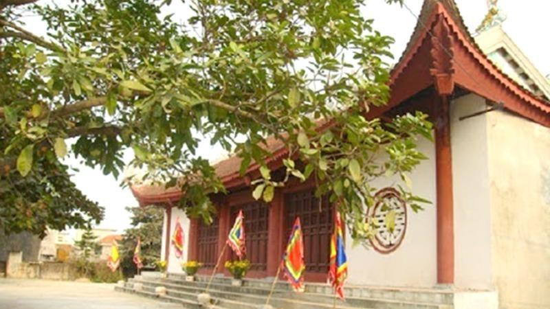 Đền thờ tướng quân Nguyễn Phục.