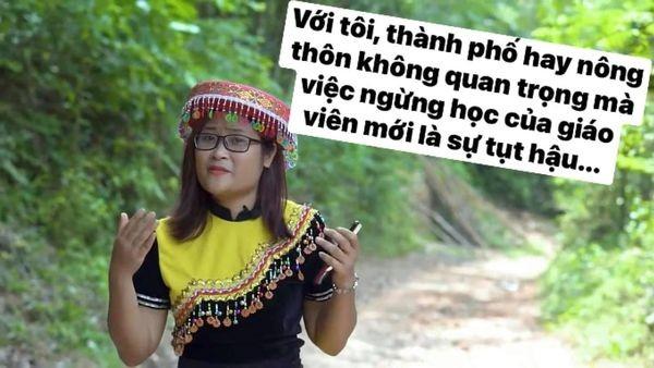 Cô giáo Hà Ánh Phượng