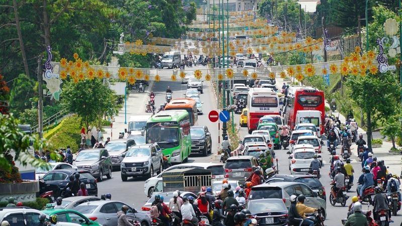 Đà Lạt đề xuất bố trí 500 tỷ đồng nâng cấp giao thông mỗi năm
