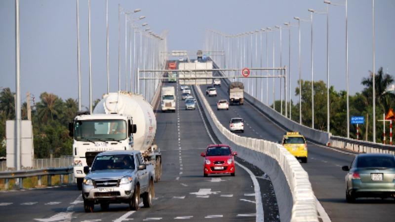 Tuyến cao tốc TP HCM – Long Thành – Dầu Giây dài 55 km, được đưa vào khai thác từ tháng 2/2015, hiện đã có dấu hiệu mãn tải.