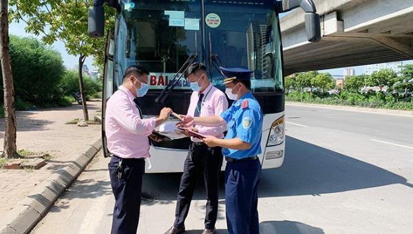 Tăng cường quản lý, xỷ lý nghiêm vi phạm xe chở khách