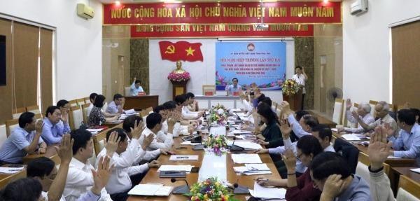 Hội nghị hiệp thương lần thứ hai.