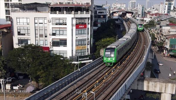 Cơ bản hoàn thành nghiệm thu đường sắt Cát Linh-Hà Đông