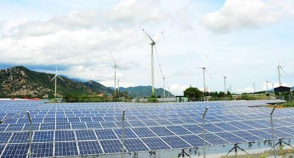 Việt Nam đang hướng tới năng lượng lượng sạch như điện gió.