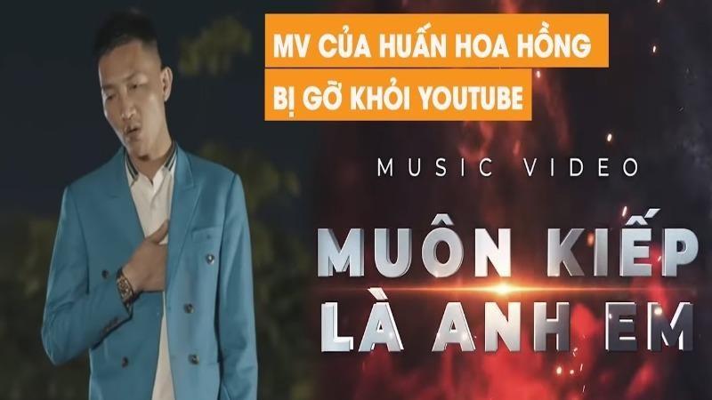 MV ca nhạc dự định phát hành của Huấn Hoa Hồng.