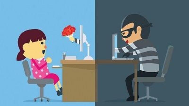 Nhiều thanh thiếu niên bị xâm hại vì hẹn hò qua mạng (Ảnh minh họa)