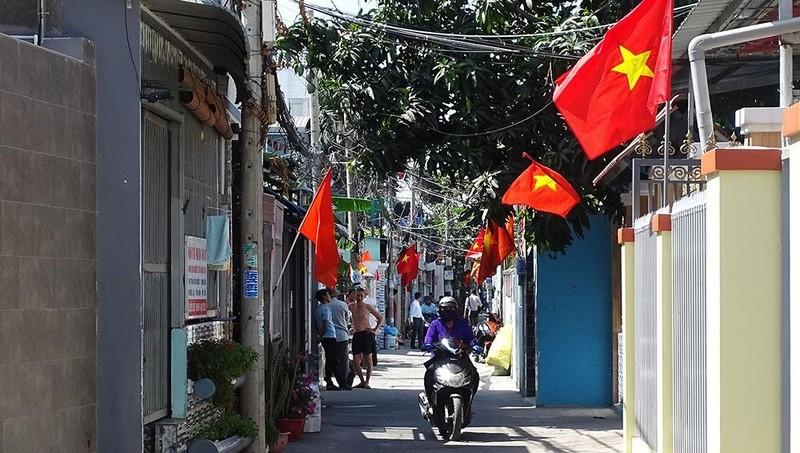 Phong trào hiến đất mở rộng hẻm tại TP HCM