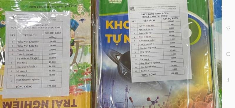 Nhà xuất bản Giáo dục Việt Nam có lừa dối khách hàng để cạnh tranh?