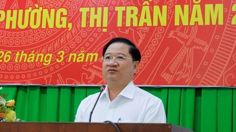 Chủ tịch UBND TP Cần Thơ Trần Việt Trường đã có buổi gặp gỡ, đối thoại.