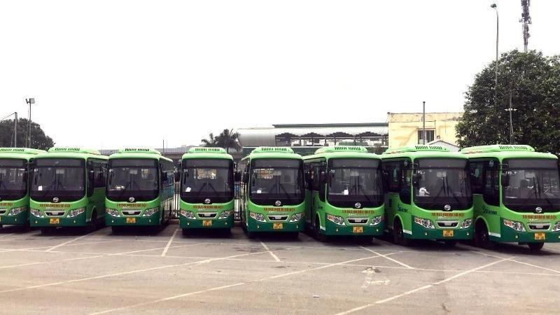 3 tuyến xe buýt mới ở Hà Nội đi những đâu?