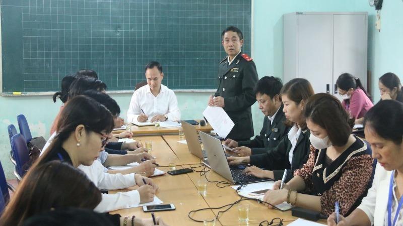 Công bố quyết định thanh tra vụ cô Nguyễn Thị Tuất tố bị trù dập sau phản ánh tiêu cực.