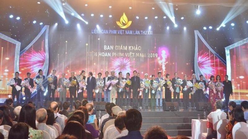 Liên hoan phim Việt Nam lần thứ 21 đã diễn ra ở Bà Rịa - Vũng Tàu.