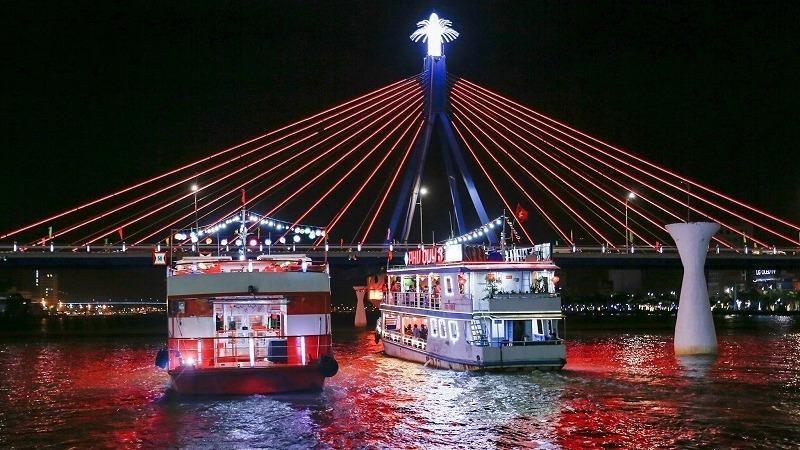 Đà Nẵng sẽ làm lại ánh sáng hai bên bờ sông Hàn để tạo điểm nhấn.
