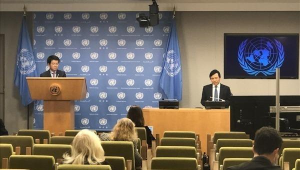 Các nước hoan nghênh chủ đề thảo luận do Việt Nam đề xuất tại Hội đồng Bảo an LHQ