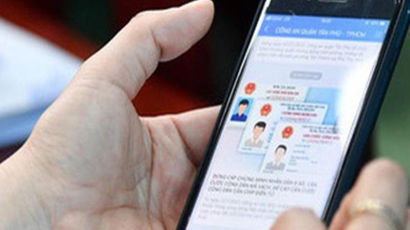 Tiện lợi đăng ký cấp thẻ căn cước công dân với ứng dụng Zalo