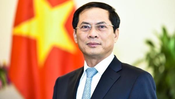 Thứ trưởng Thường trực Bộ Ngoại giao Bùi Thanh Sơn.