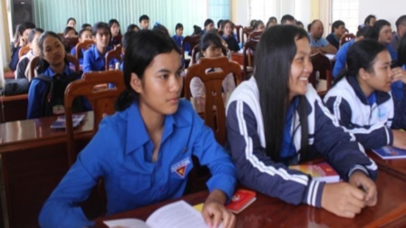 Một hội nghị tuyên truyền phổ biến pháp luật tại Lâm Đồng.