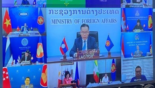 ASEAN từng bước nối lại đàm phán để xây dựng Bộ quy tắc COC hiệu quả