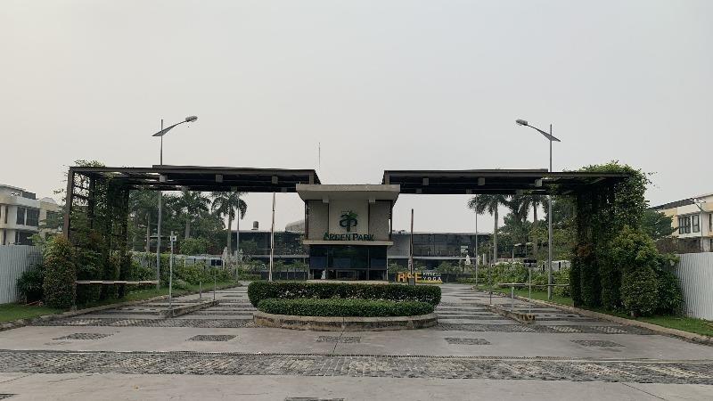Dự án Hà Nội Garden City.