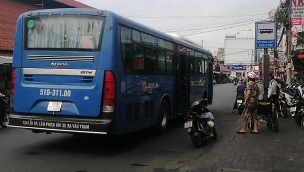 Nhân viên xe buýt bị tố từ chối phục vụ người khuyết tật