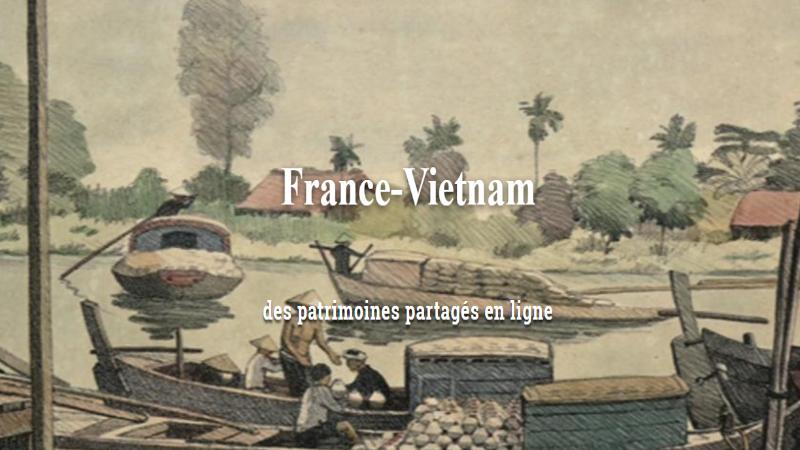 'Mở kho' tư liệu quý về văn hóa Việt - Pháp