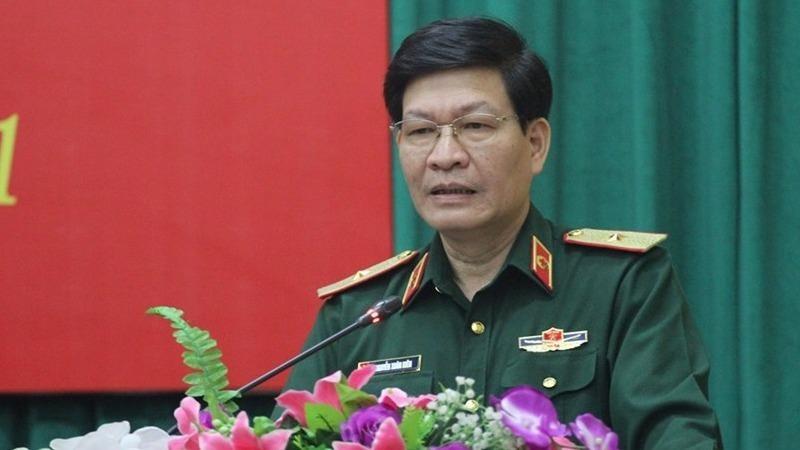 Thiếu tướng Nguyễn Xuân Kiên.